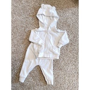 Carter's Unisex Terry Cloth Outfit